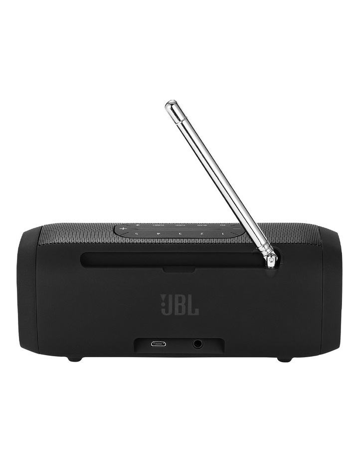 Tuner Portable Bluetooth Speaker with DAB/FM Radio image 2