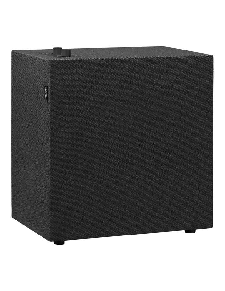 Urbanears Baggen Multi Room Speaker - Vinyl Black image 1