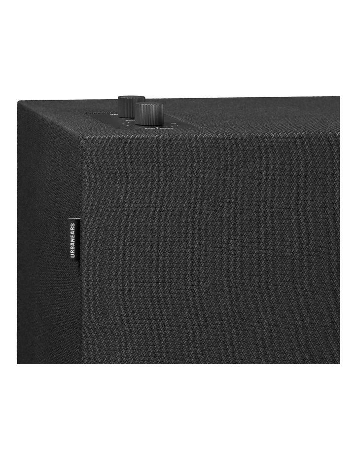 Urbanears Baggen Multi Room Speaker - Vinyl Black image 2