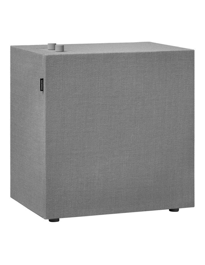 Urbanears Baggen Multi Room Speaker - Concrete Grey image 1