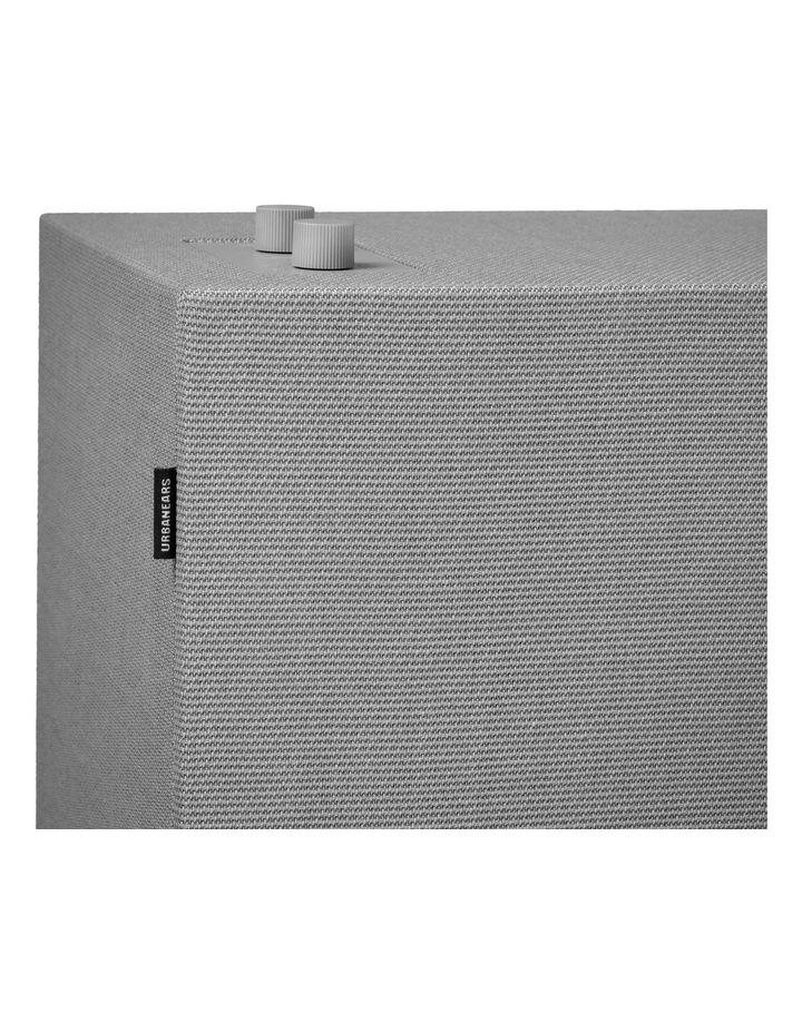 Urbanears Baggen Multi Room Speaker - Concrete Grey image 2