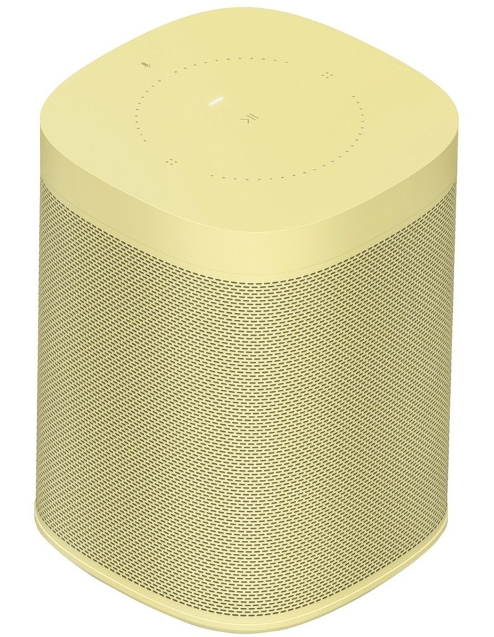 HAY Sonos One Limited Edition Smart Speaker  Pale Yellow image 1
