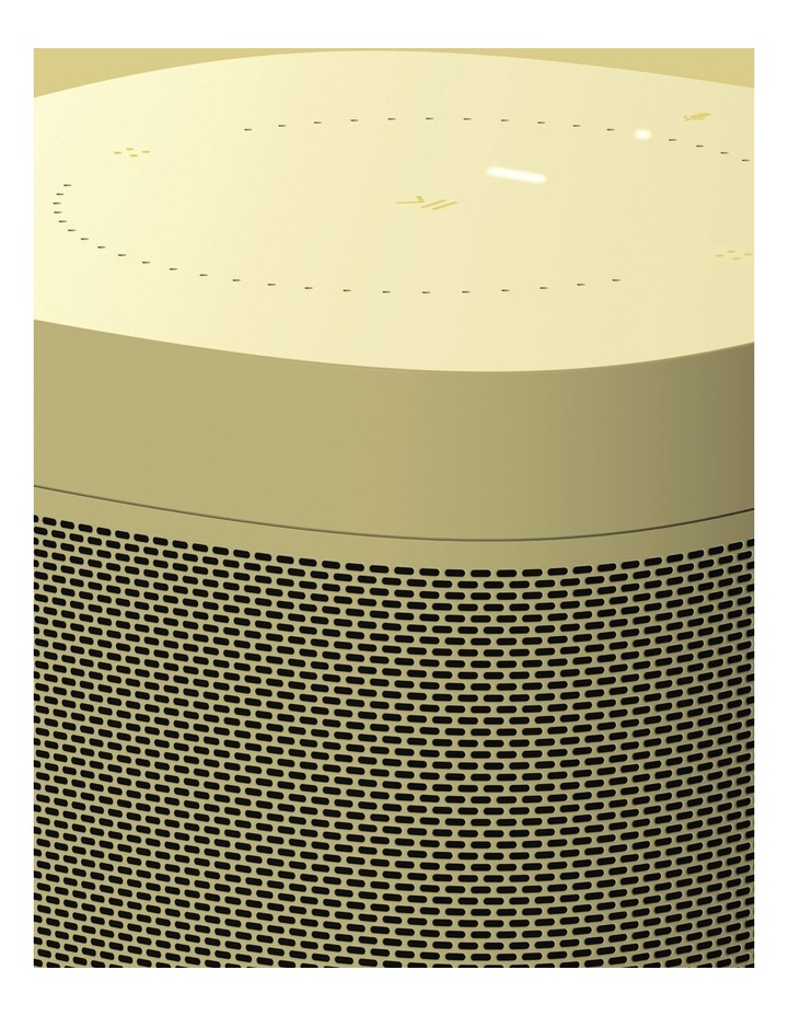 HAY Sonos One Limited Edition Smart Speaker  Pale Yellow image 2