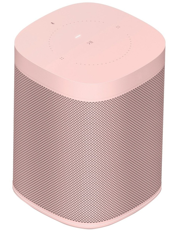 HAY Sonos One Limited Edition Smart Speaker  Soft Pink image 1