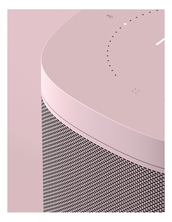 HAY Sonos One Limited Edition Smart Speaker  Soft Pink image 4