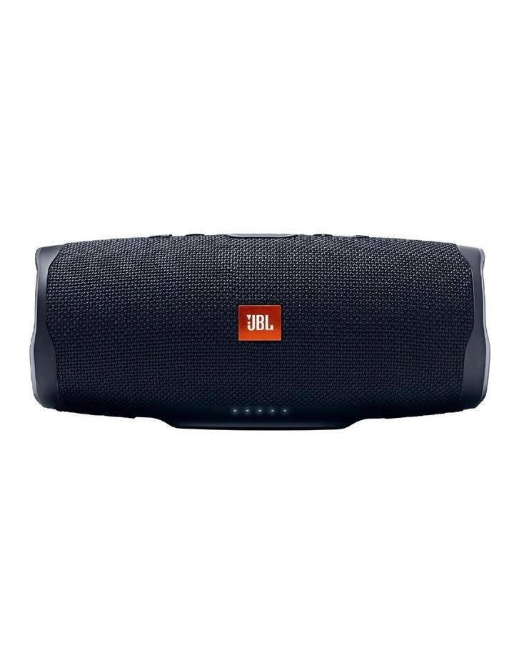 Charge 4 Portable Bluetooth Speaker Black image 1