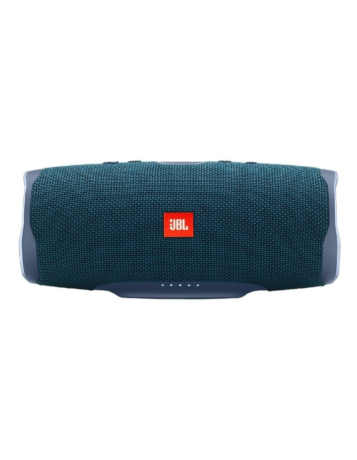 Charge 4 Portable Bluetooth Speaker Blue image 1
