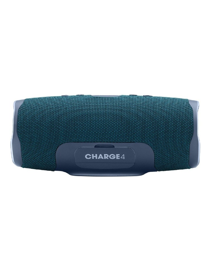 Charge 4 Portable Bluetooth Speaker Blue image 2