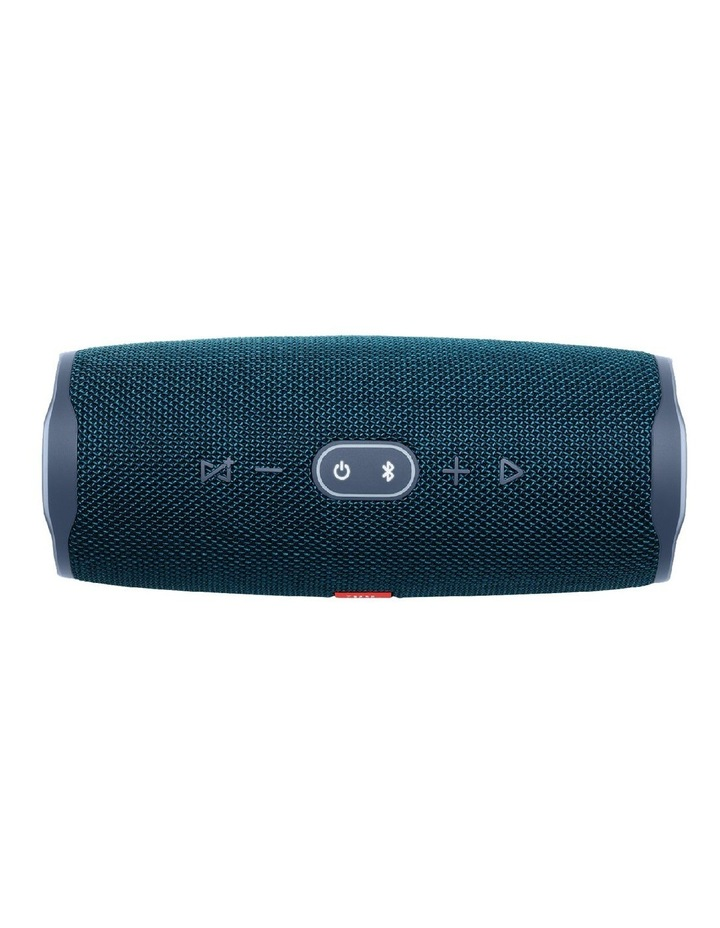 Charge 4 Portable Bluetooth Speaker Blue image 3