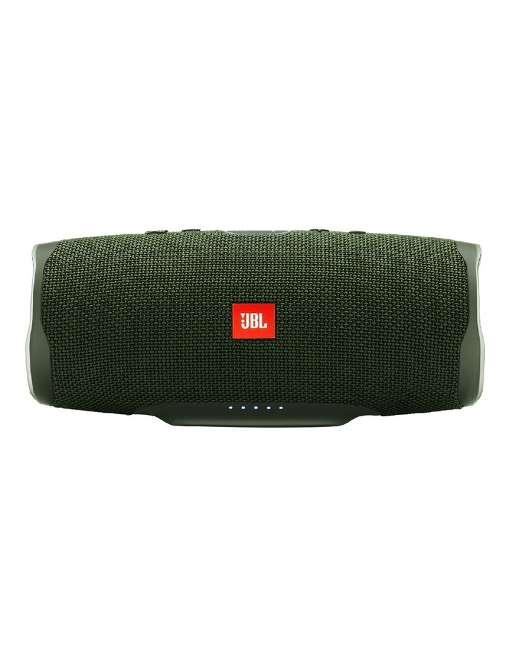 Charge 4 Portable Bluetooth Speaker Forest Green image 1