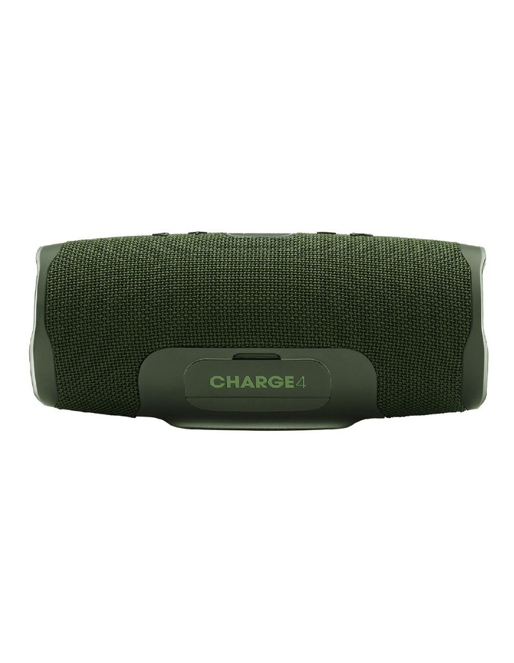 Charge 4 Portable Bluetooth Speaker Forest Green image 2