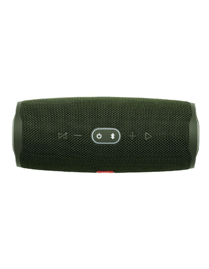 Charge 4 Portable Bluetooth Speaker Forest Green image 3