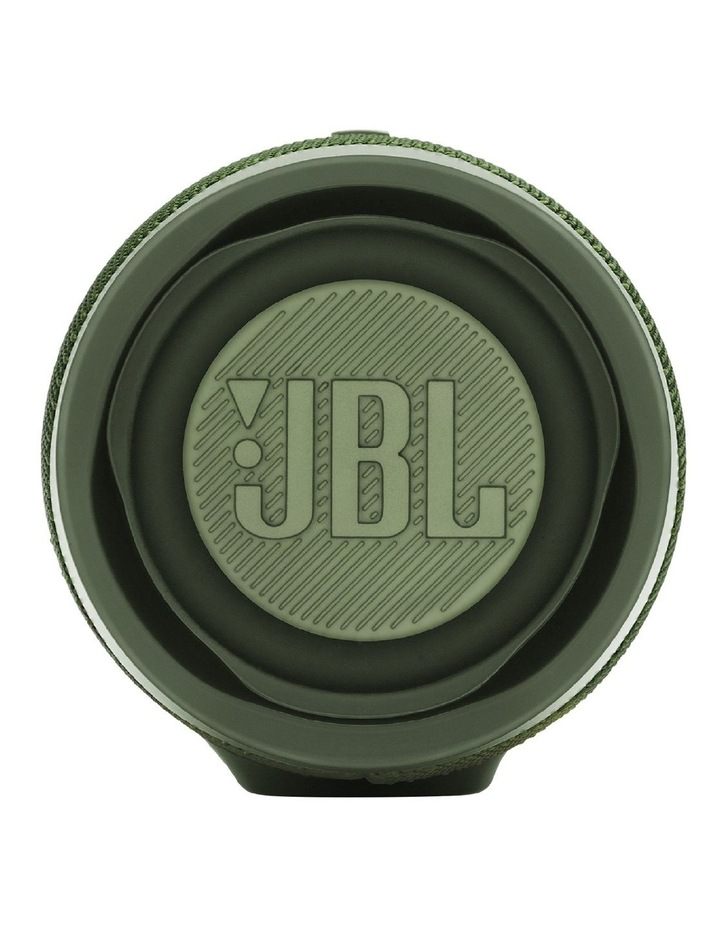 Charge 4 Portable Bluetooth Speaker Forest Green image 4