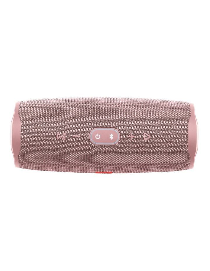 Charge 4 Portable Bluetooth Speaker Pink image 3