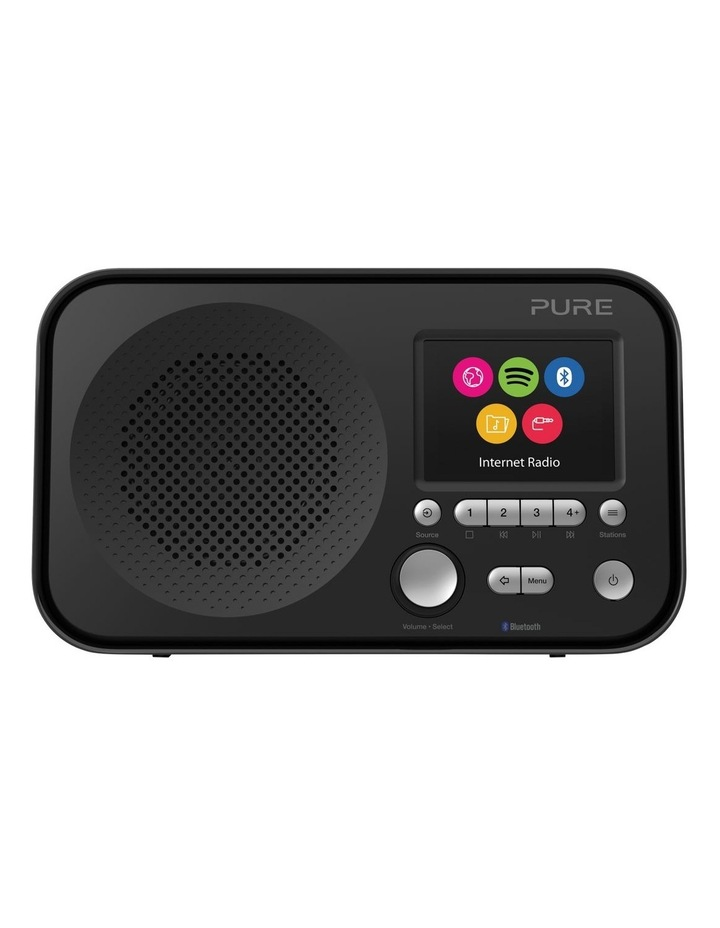 Pure Elan IR5 Portable Internet Radio w/ Bluetooth & Spotify Connect - Black image 1
