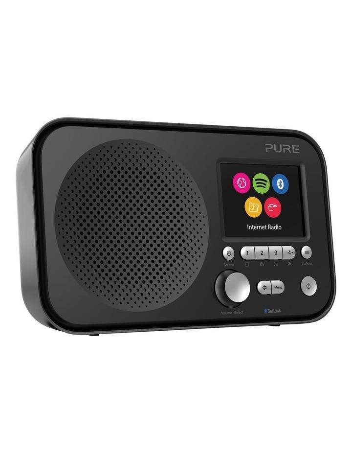 Pure Elan IR5 Portable Internet Radio w/ Bluetooth & Spotify Connect - Black image 2