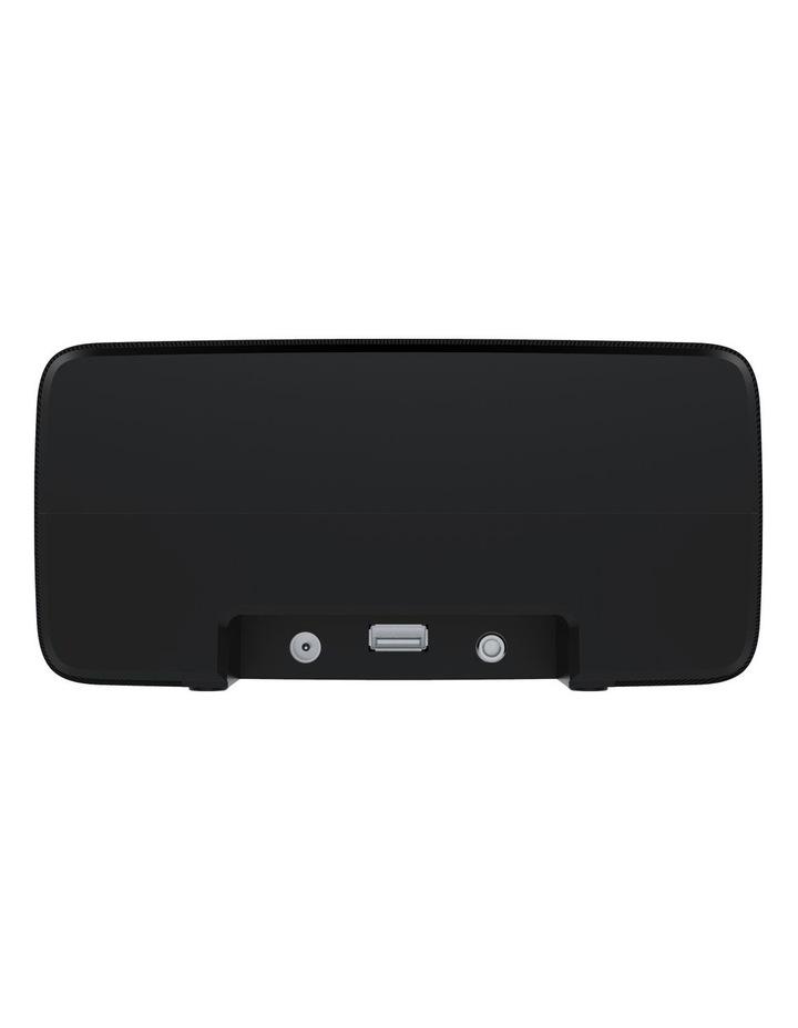 Pure Siesta Charge Dab  Clock Radio W/ Bluetooth & Wireless Charging - Graphite image 4