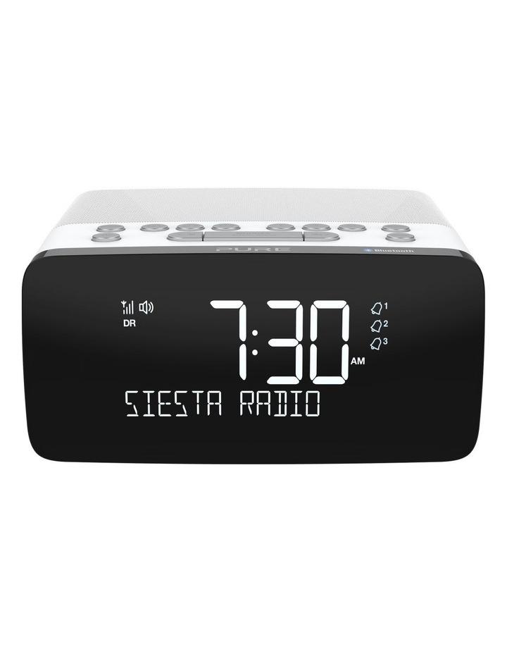 Pure Siesta Charge Dab  Clock Radio W/ Bluetooth & Wireless Charging - Polar image 1