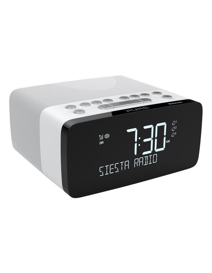 Pure Siesta Charge Dab  Clock Radio W/ Bluetooth & Wireless Charging - Polar image 2