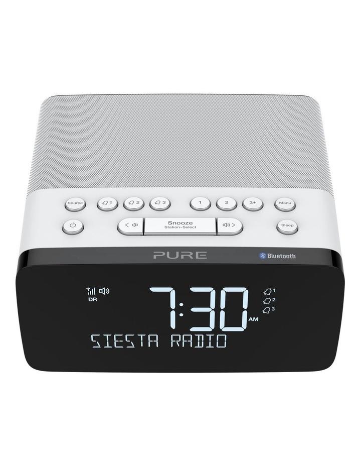 Pure Siesta Charge Dab  Clock Radio W/ Bluetooth & Wireless Charging - Polar image 4