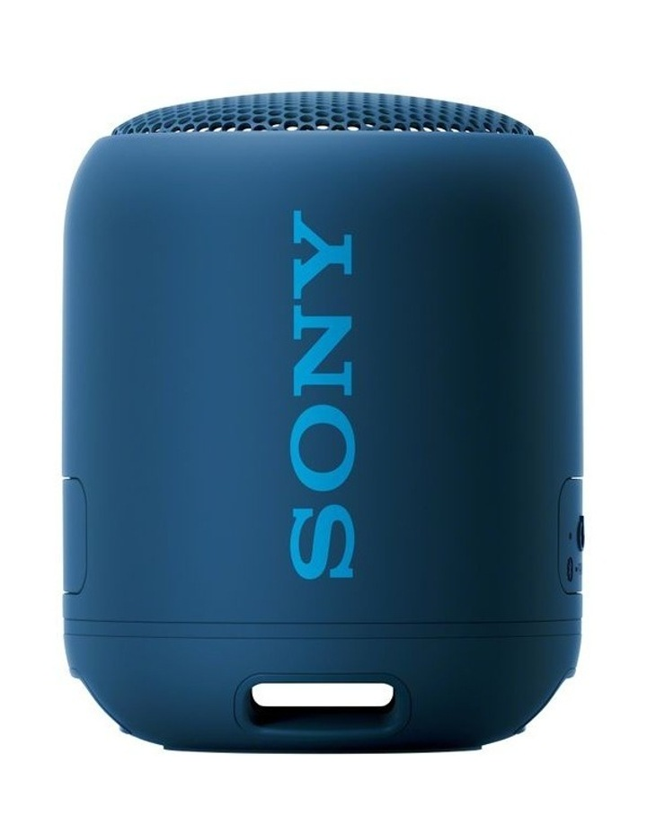 Extra Bass Portable Bluetooth Speaker Blue SRSXB12L image 1