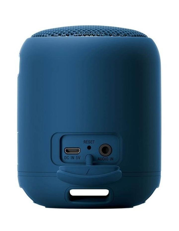 Extra Bass Portable Bluetooth Speaker Blue SRSXB12L image 2