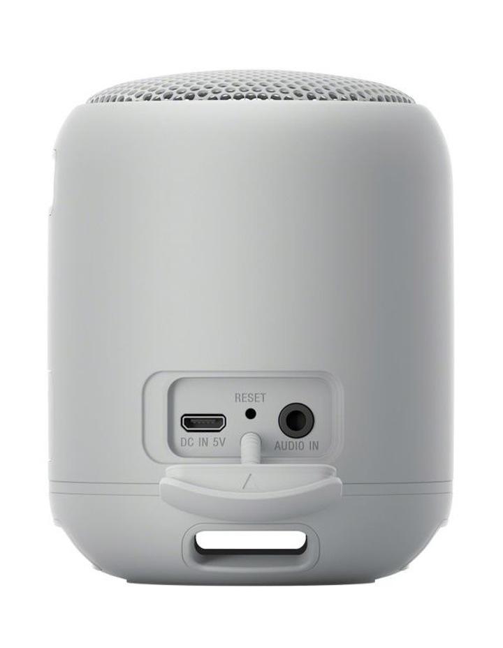 Extra Bass Portable Bluetooth Speaker Grey SRSXB12H image 2