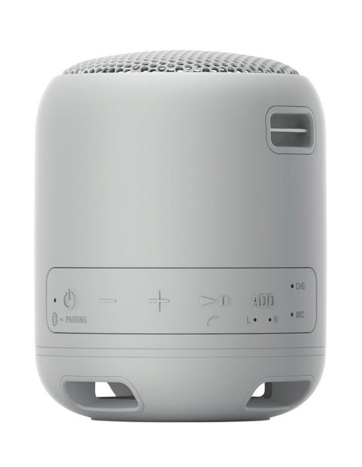 Extra Bass Portable Bluetooth Speaker Grey SRSXB12H image 3