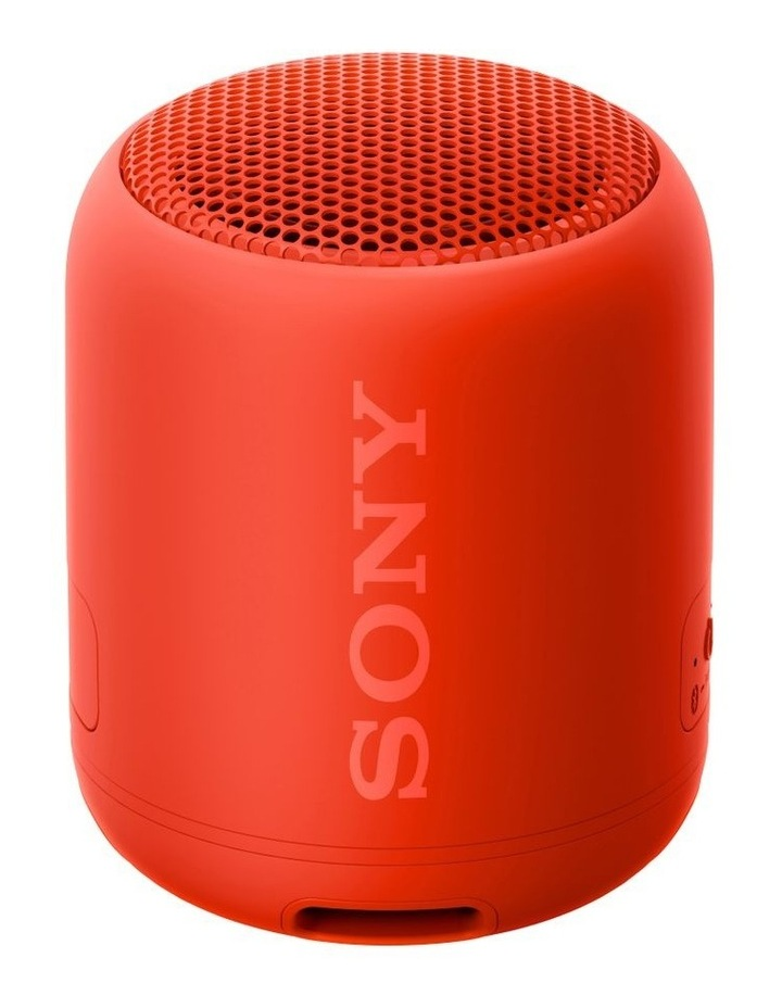 Extra Bass Portable Bluetooth Speaker Red image 4