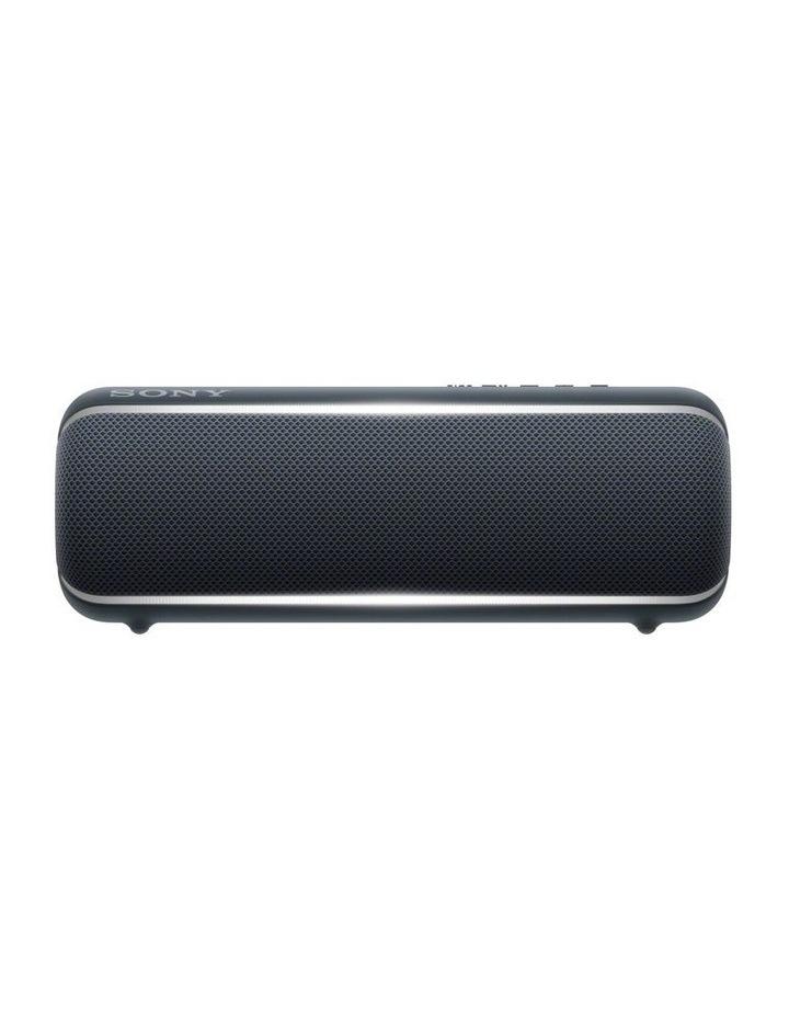 Sony Extra Bass Portable Bluetooth Speaker Black image 1