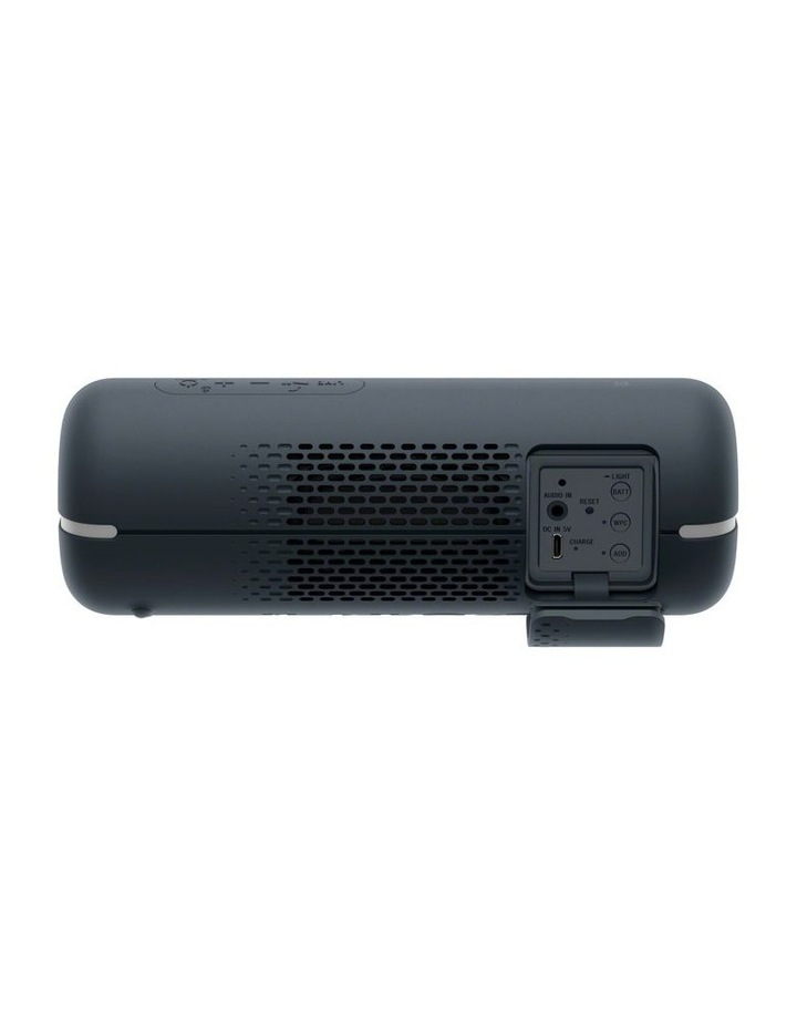 Sony Extra Bass Portable Bluetooth Speaker Black image 3
