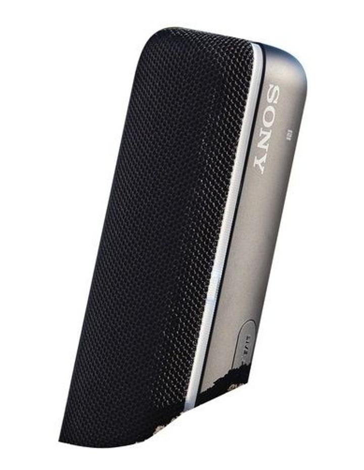 Sony Extra Bass Portable Bluetooth Speaker Black image 5