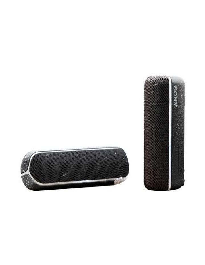 Extra Bass Portable Bluetooth Speaker Black image 6