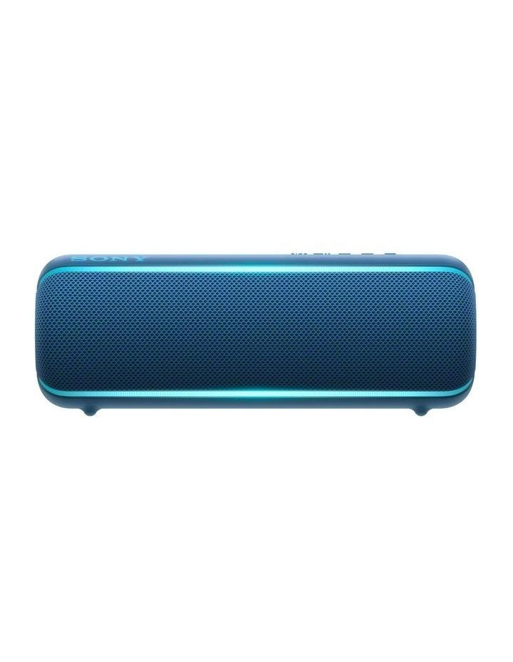Extra Bass Portable Bluetooth Speaker Blue XB22L image 1