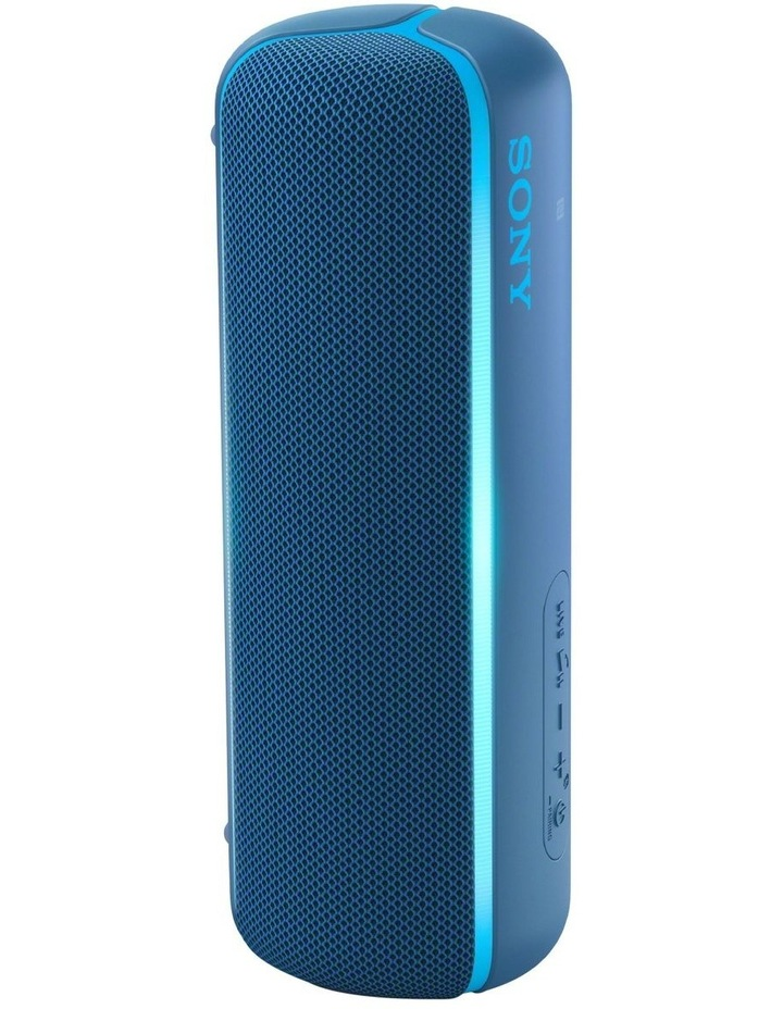 Extra Bass Portable Bluetooth Speaker Blue SRSXB22L image 4