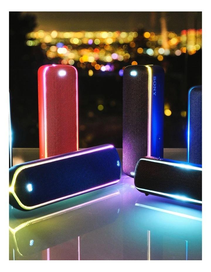 Extra Bass Portable Bluetooth Speaker Blue XB22L image 7