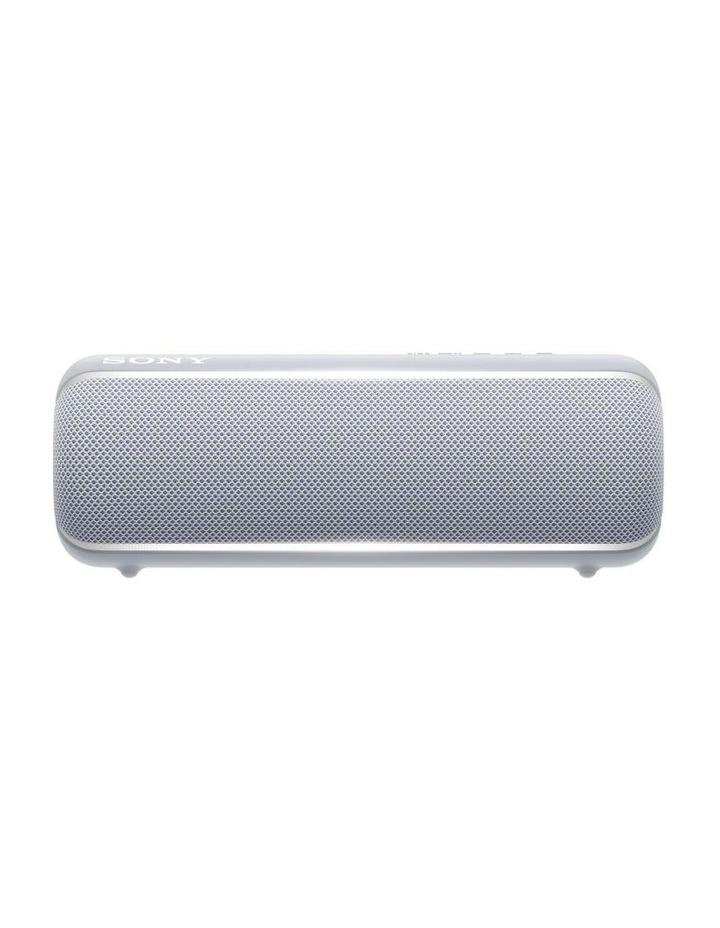Extra Bass Portable Bluetooth Speaker Grey image 1