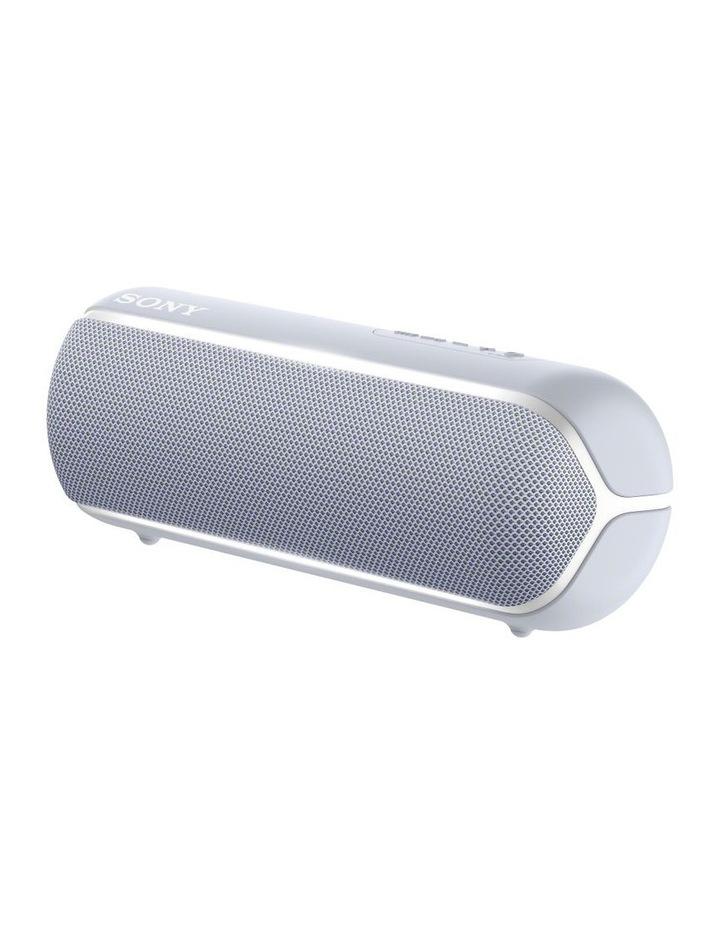 Extra Bass Portable Bluetooth Speaker Grey image 2