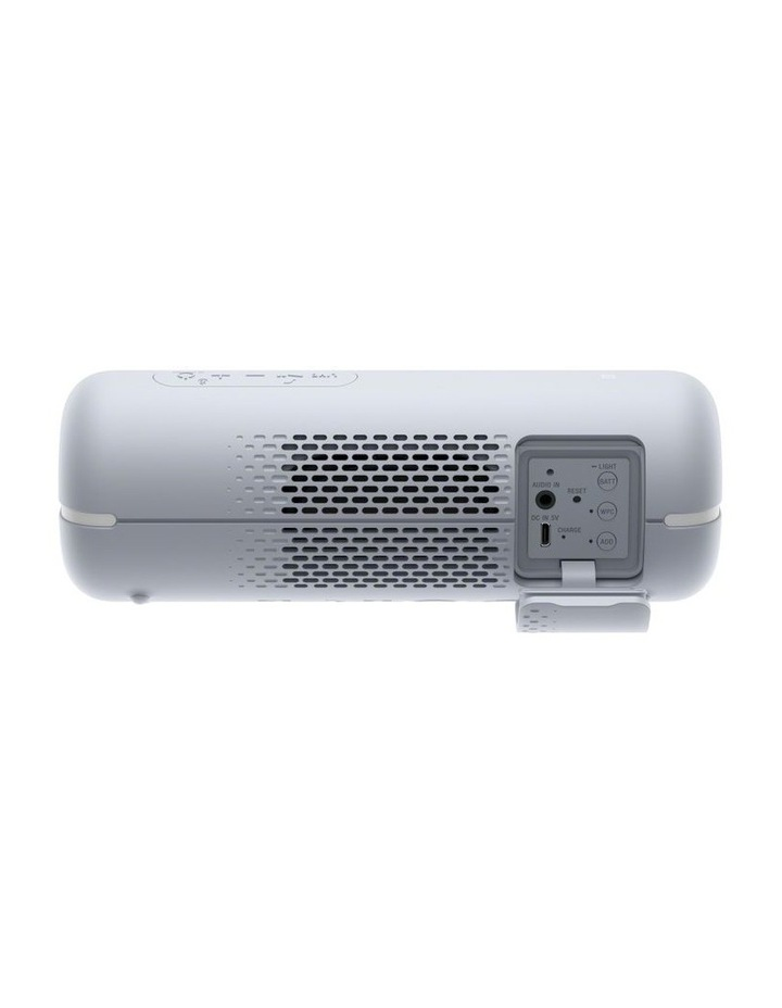 Extra Bass Portable Bluetooth Speaker Grey image 3