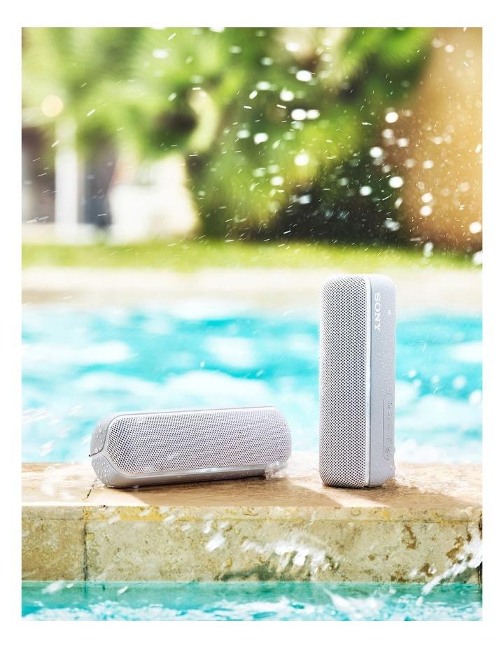 Extra Bass Portable Bluetooth Speaker Grey image 6
