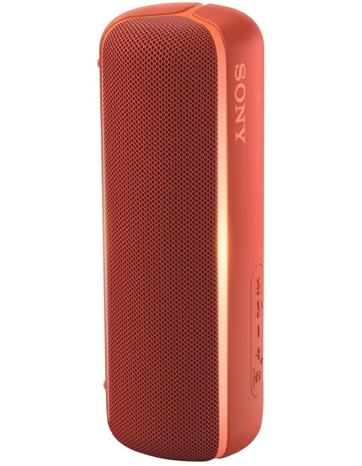 Sony Extra Bass Portable Bluetooth Speaker Red image 4