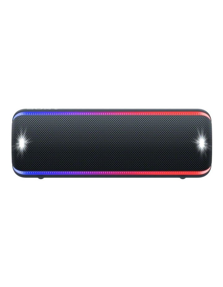 Sony Extra Bass Portable Bluetooth Speaker Black image 1