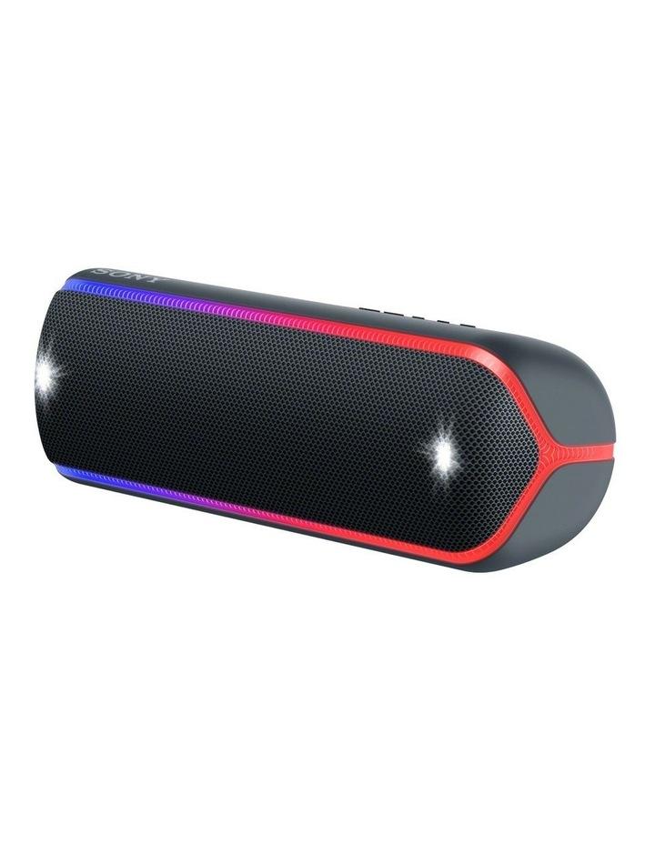 Extra Bass Portable Bluetooth Speaker Black XB32B image 2
