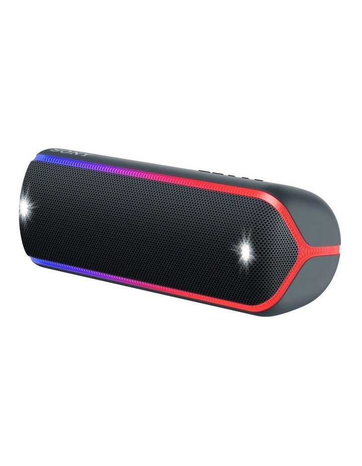 Sony Extra Bass Portable Bluetooth Speaker Black image 2