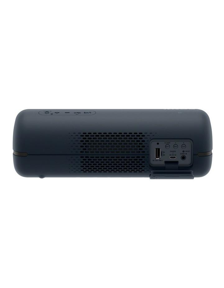 Extra Bass Portable Bluetooth Speaker Black XB32B image 3