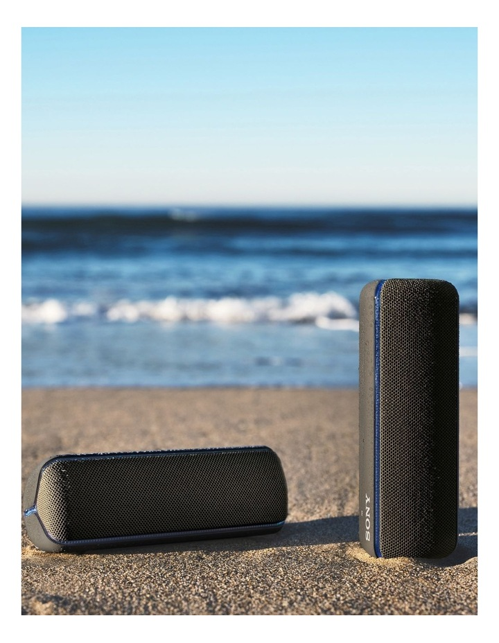 Sony Extra Bass Portable Bluetooth Speaker Black image 7