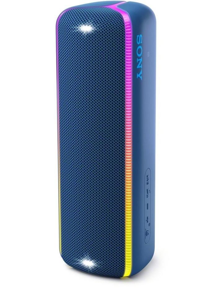 Extra Bass Portable Bluetooth Speaker Blue SRSXB32L image 4