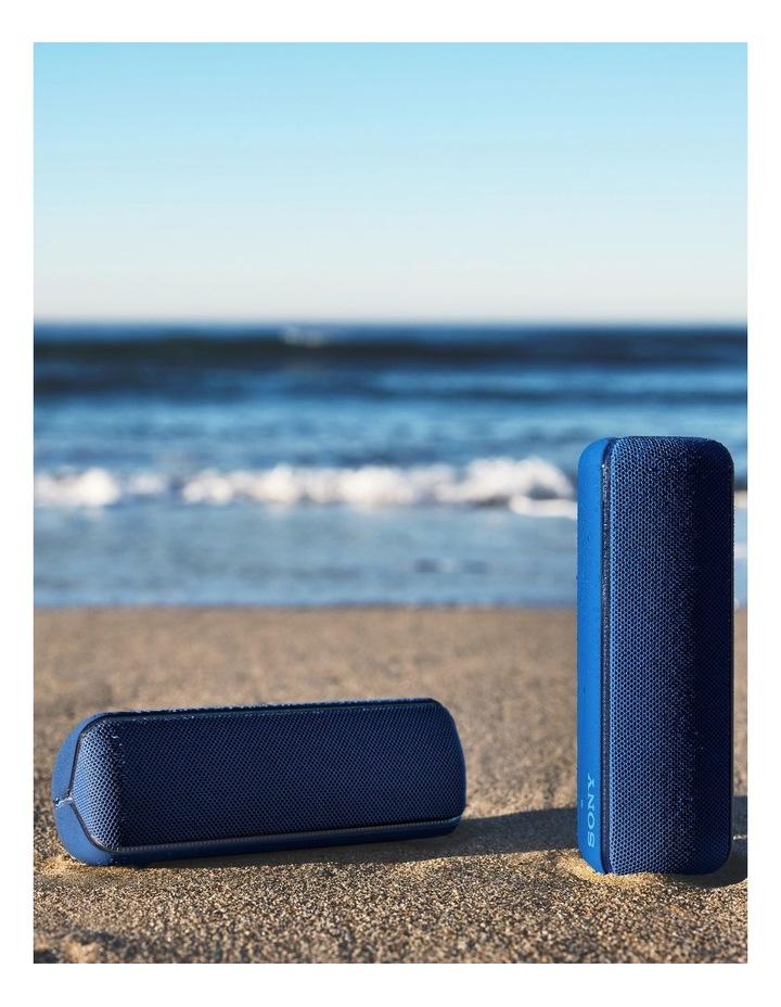 Extra Bass Portable Bluetooth Speaker Blue SRSXB32L image 5