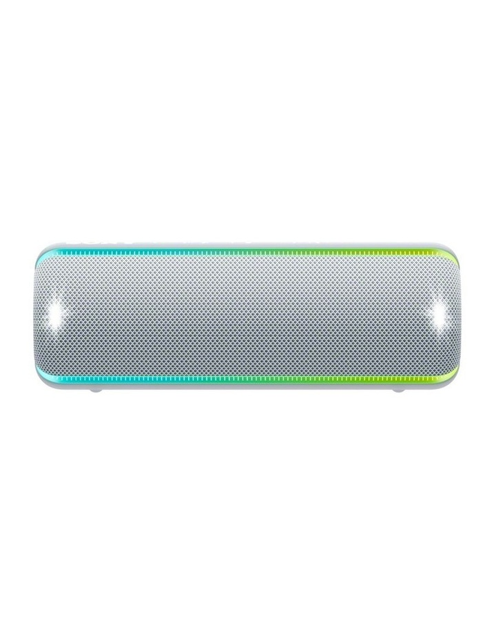 Extra Bass Portable Bluetooth Speaker Grey SRSXB32H image 1