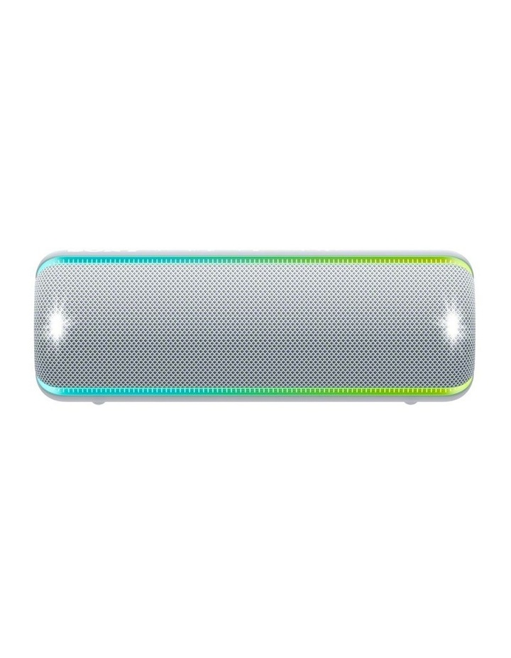 Extra Bass Portable Bluetooth Speaker Grey SRSXB32H image 1